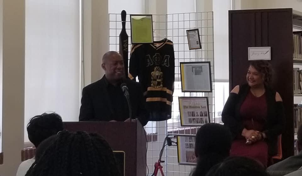 Houston Mayor Turner honoring Rep. Al Edwards