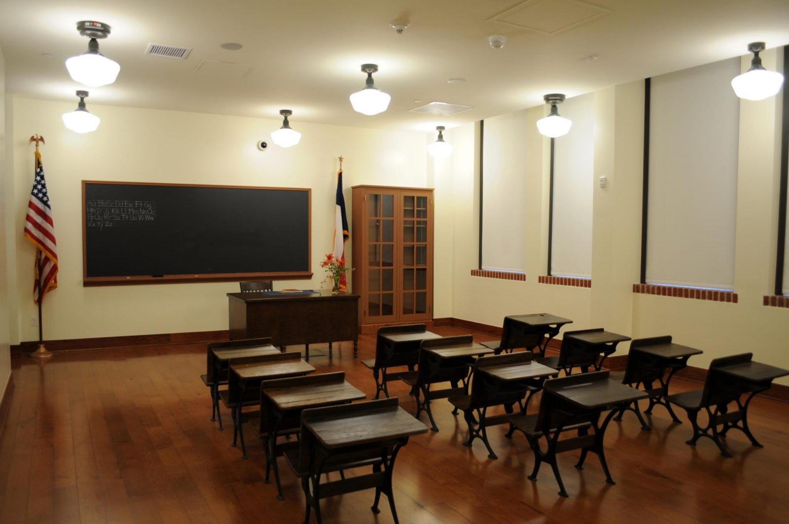Classroom in the Library